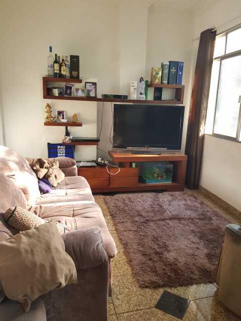 20171020_171217 - Casa de Vila 3 quartos à venda Rio Comprido, Rio de Janeiro - R$ 640.000 - TICV30035 - 9