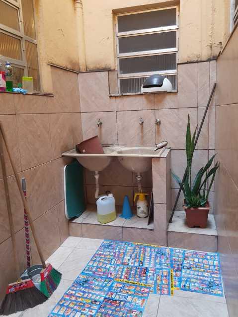 20171020_171413 - Casa de Vila 3 quartos à venda Rio Comprido, Rio de Janeiro - R$ 640.000 - TICV30035 - 29