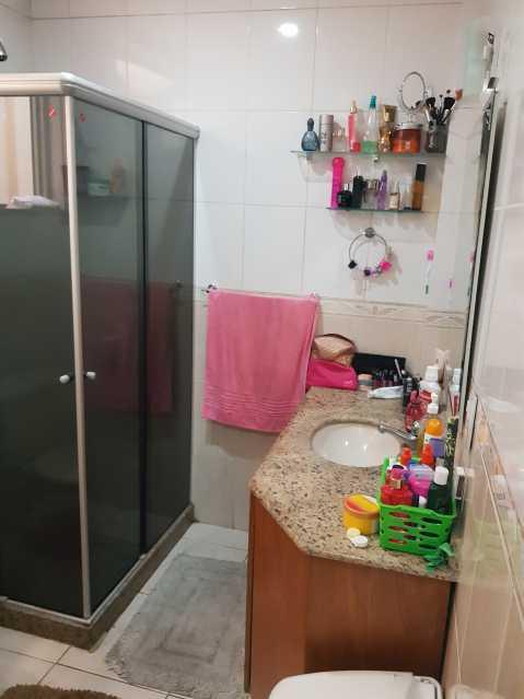 20171020_171747 - Casa de Vila 3 quartos à venda Rio Comprido, Rio de Janeiro - R$ 640.000 - TICV30035 - 17