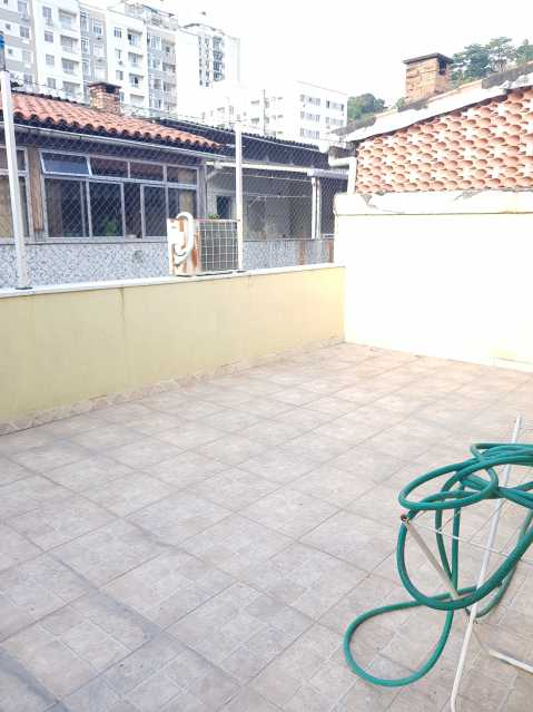 20171020_172327 - Casa de Vila 3 quartos à venda Rio Comprido, Rio de Janeiro - R$ 640.000 - TICV30035 - 30