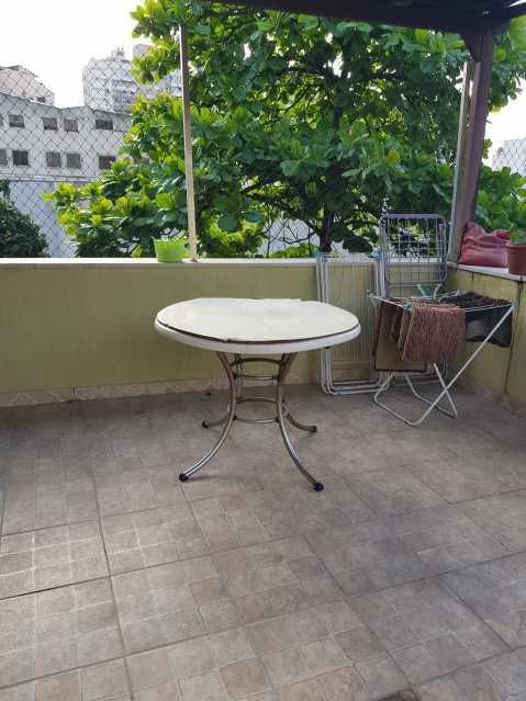 20171020_172336 - Casa de Vila 3 quartos à venda Rio Comprido, Rio de Janeiro - R$ 640.000 - TICV30035 - 31