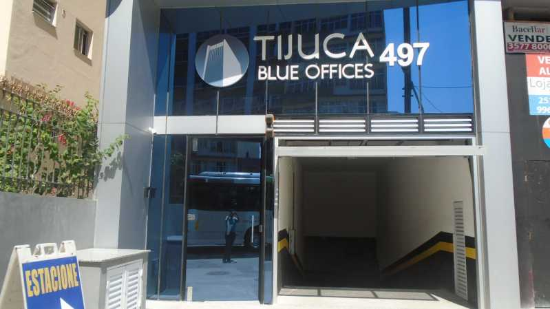 DSC08351 - Sala Comercial 47m² à venda Tijuca, Rio de Janeiro - R$ 791.600 - TISL00065 - 16