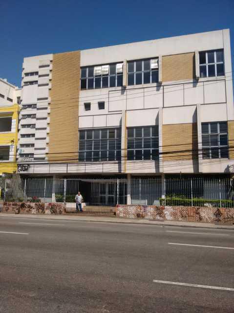 frente do predio - Prédio 500m² à venda São Cristóvão, Rio de Janeiro - R$ 10.000.000 - TIPR00007 - 1