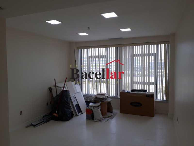 Foto 5 A - Sala Comercial 26m² para venda e aluguel Rio de Janeiro,RJ - R$ 290.000 - TISL00071 - 6
