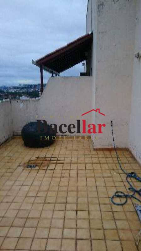 115611000143505 - Cobertura 2 quartos à venda Riachuelo, Rio de Janeiro - R$ 365.000 - TICO20009 - 9