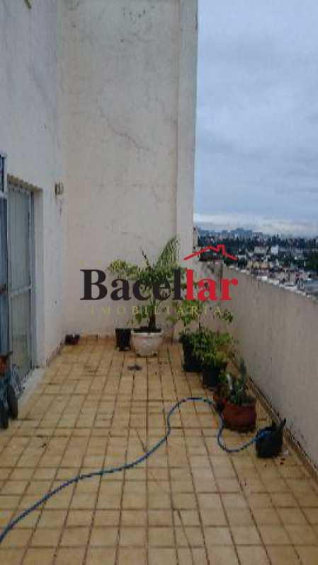 115611004107168 - Cobertura 2 quartos à venda Riachuelo, Rio de Janeiro - R$ 365.000 - TICO20009 - 1