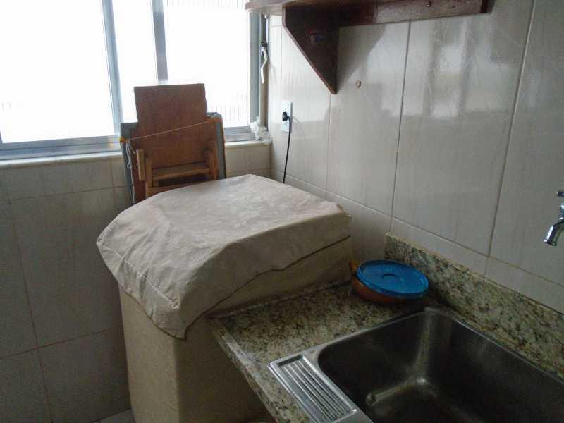 DSC07122 - Cobertura à venda Rua Botucatu,Rio de Janeiro,RJ - R$ 948.000 - TICO30105 - 3