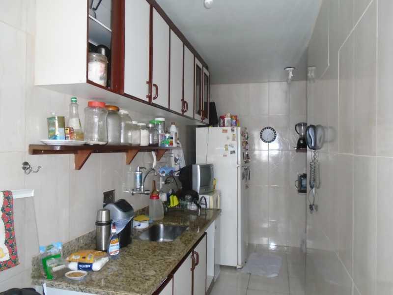 DSC07123 - Cobertura à venda Rua Botucatu,Rio de Janeiro,RJ - R$ 948.000 - TICO30105 - 4