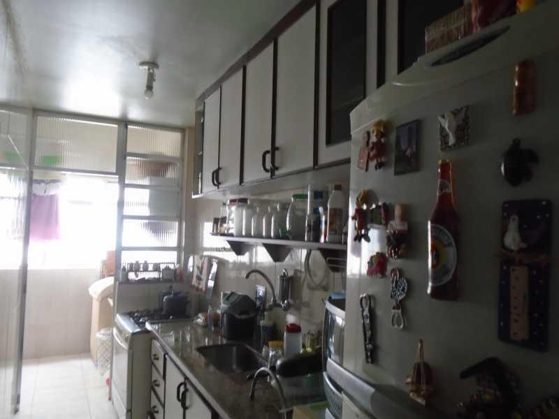DSC07124 - Cobertura à venda Rua Botucatu,Rio de Janeiro,RJ - R$ 948.000 - TICO30105 - 5