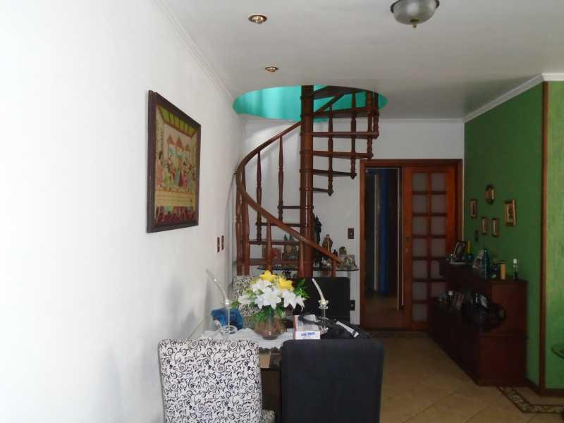DSC07126 - Cobertura à venda Rua Botucatu,Rio de Janeiro,RJ - R$ 948.000 - TICO30105 - 7