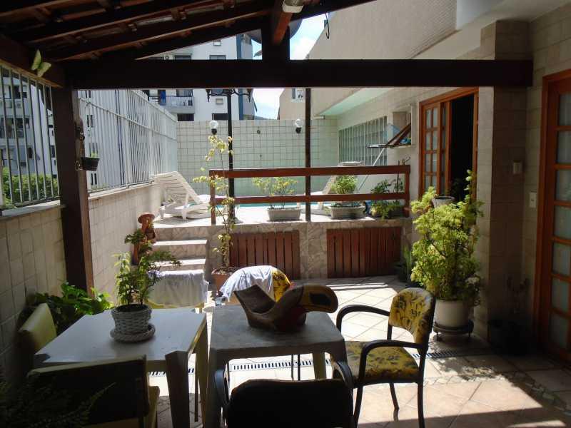 DSC07152 - Cobertura à venda Rua Botucatu,Rio de Janeiro,RJ - R$ 948.000 - TICO30105 - 19