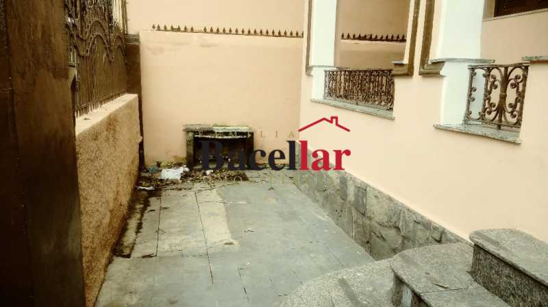 área externa - Casa 4 quartos à venda Riachuelo, Rio de Janeiro - R$ 660.000 - TICA40074 - 5
