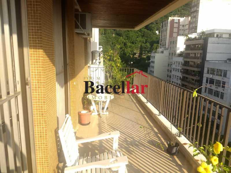 be6593b8-f7f3-42a4-a5b1-a2b7b3 - Imóvel Apartamento À VENDA, Tijuca, Rio de Janeiro, RJ - TIAP31173 - 1