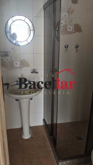 banheiro social. - Apartamento para venda e aluguel Rua Barão de Mesquita,Grajaú, Rio de Janeiro - R$ 395.000 - TIAP21868 - 7