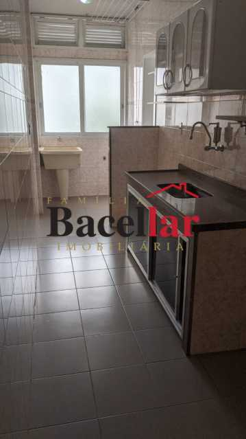 cozinha. - Apartamento para venda e aluguel Rua Barão de Mesquita,Grajaú, Rio de Janeiro - R$ 395.000 - TIAP21868 - 20