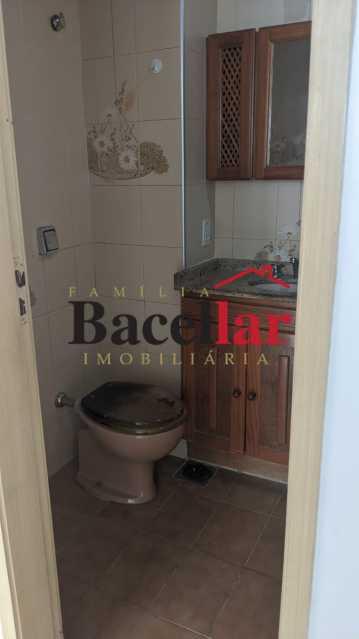 suite1. - Apartamento para venda e aluguel Rua Barão de Mesquita,Grajaú, Rio de Janeiro - R$ 395.000 - TIAP21868 - 17