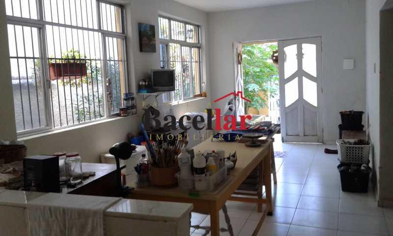 11 SALAO 1PV. - Casa 4 quartos à venda Grajaú, Rio de Janeiro - R$ 1.200.000 - TICA40083 - 1