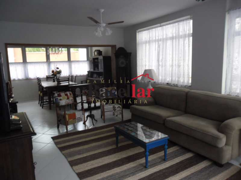 14 SALAO PAV2. - Casa 4 quartos à venda Grajaú, Rio de Janeiro - R$ 1.200.000 - TICA40083 - 3