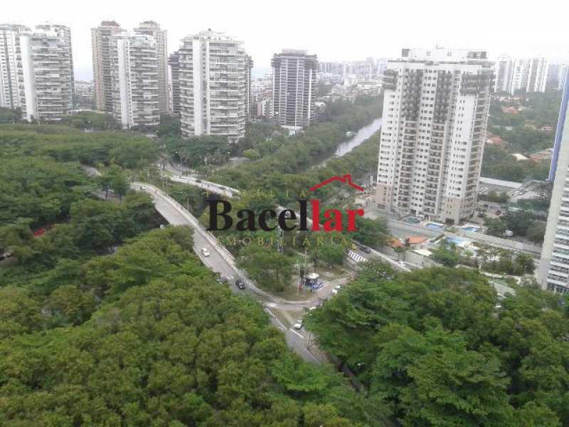 670816001810155 - Cobertura 2 quartos à venda Barra da Tijuca, Rio de Janeiro - R$ 1.300.000 - TICO20075 - 1