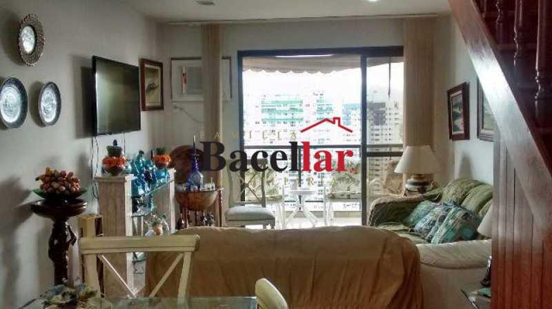 670816006057379 - Cobertura 2 quartos à venda Barra da Tijuca, Rio de Janeiro - R$ 1.300.000 - TICO20075 - 3