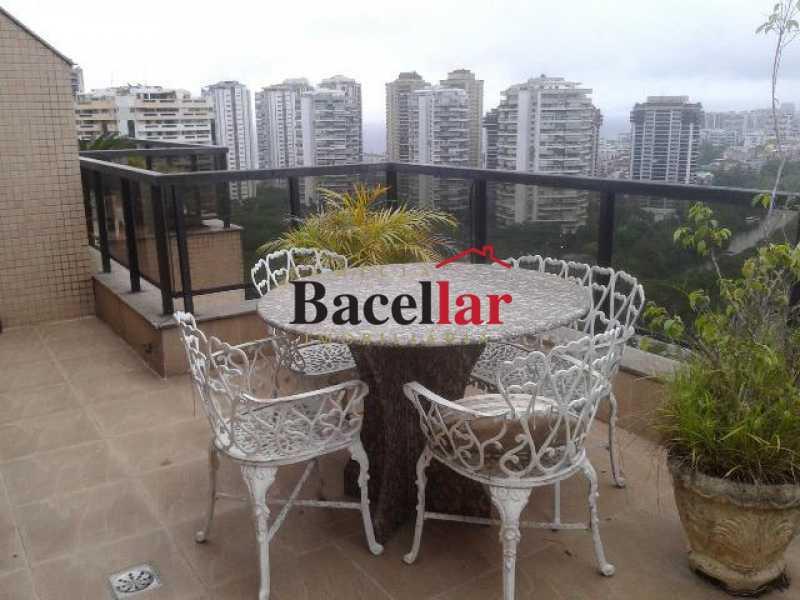 673816002327473 - Cobertura 2 quartos à venda Barra da Tijuca, Rio de Janeiro - R$ 1.300.000 - TICO20075 - 4