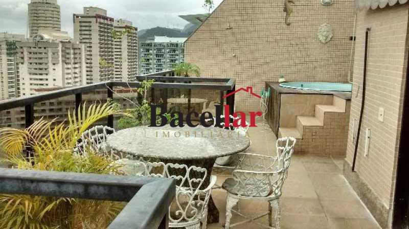 673816005486855 1 - Cobertura 2 quartos à venda Barra da Tijuca, Rio de Janeiro - R$ 1.300.000 - TICO20075 - 5
