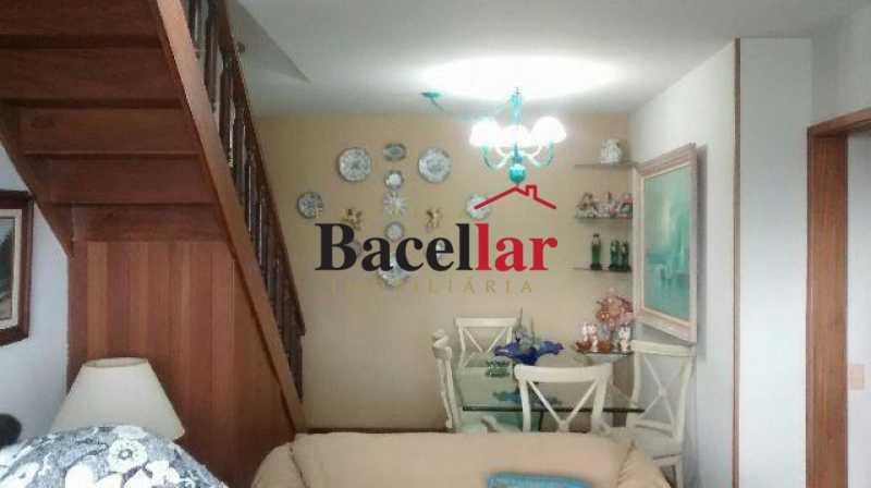 674816005202160 - Cobertura 2 quartos à venda Barra da Tijuca, Rio de Janeiro - R$ 1.300.000 - TICO20075 - 8