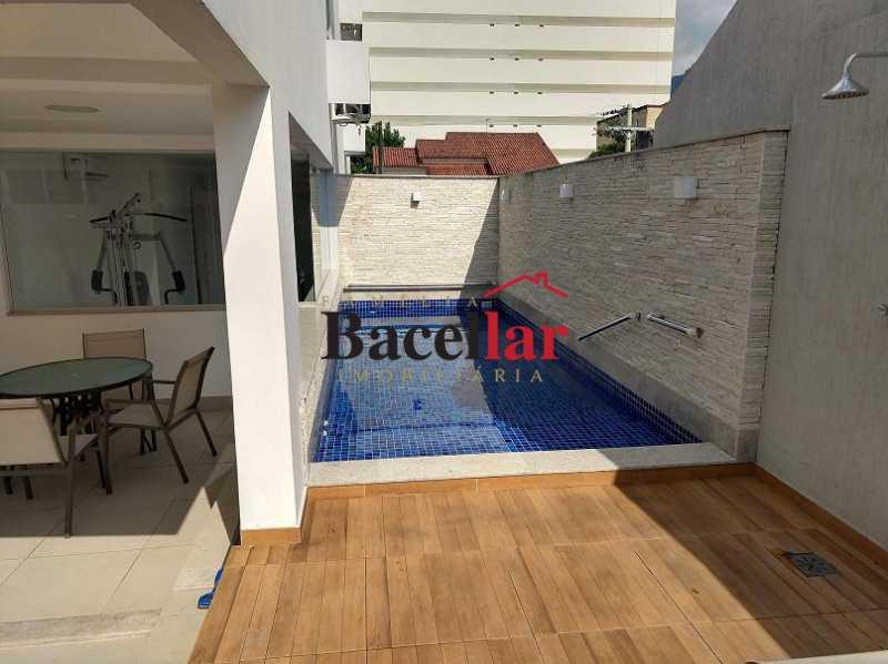 0 4 - Cobertura 2 quartos à venda Tijuca, Rio de Janeiro - R$ 1.090.000 - TICO20077 - 14
