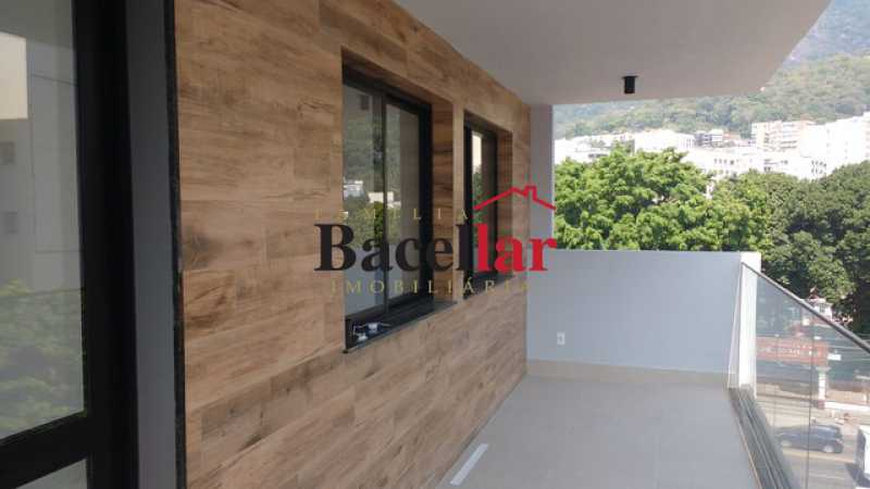 0 13 - Cobertura 2 quartos à venda Tijuca, Rio de Janeiro - R$ 1.090.000 - TICO20077 - 1