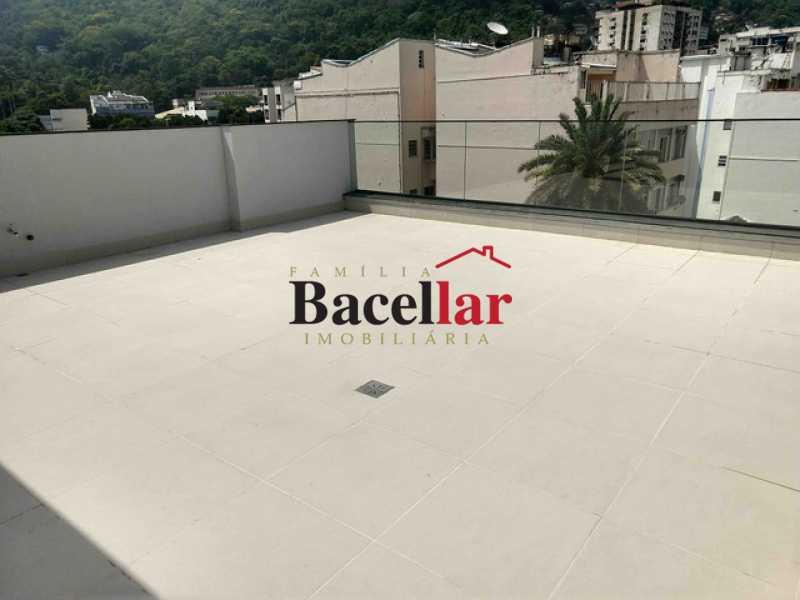 0 17 - Cobertura 2 quartos à venda Tijuca, Rio de Janeiro - R$ 1.090.000 - TICO20077 - 4