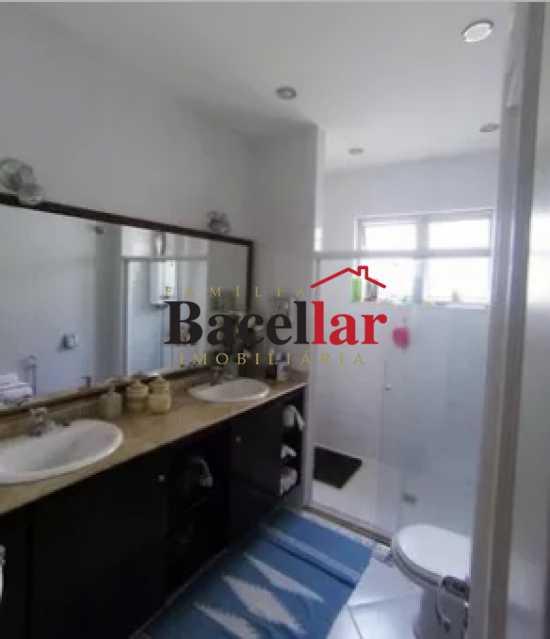 5 - Casa de Vila 3 quartos à venda Rio de Janeiro,RJ - R$ 740.940 - TICV30060 - 3