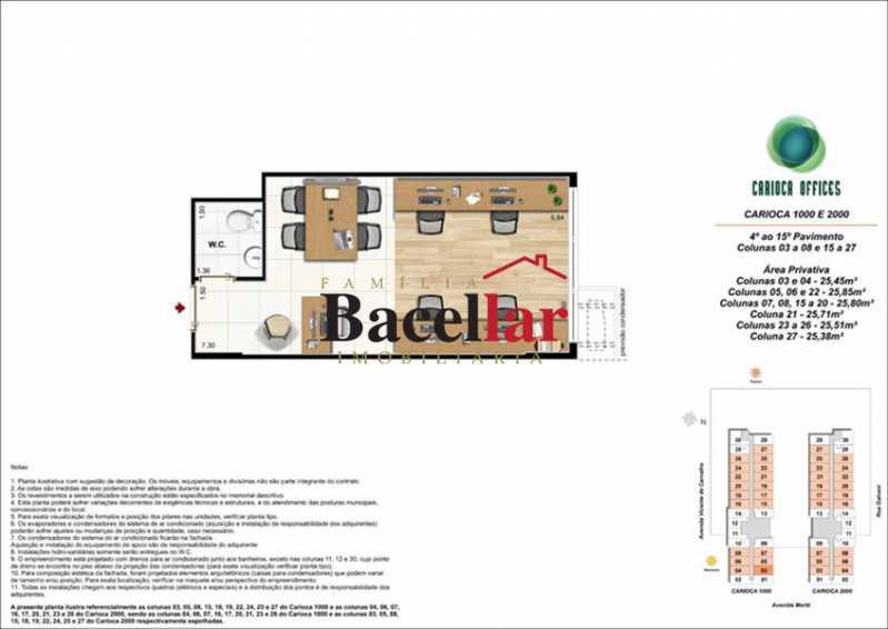 5 - Sala Comercial 32m² à venda Rio de Janeiro,RJ - R$ 178.000 - TISL00101 - 11