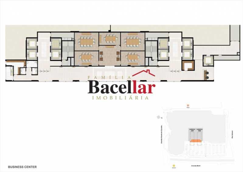 8 - Sala Comercial 32m² à venda Rio de Janeiro,RJ - R$ 178.000 - TISL00101 - 14