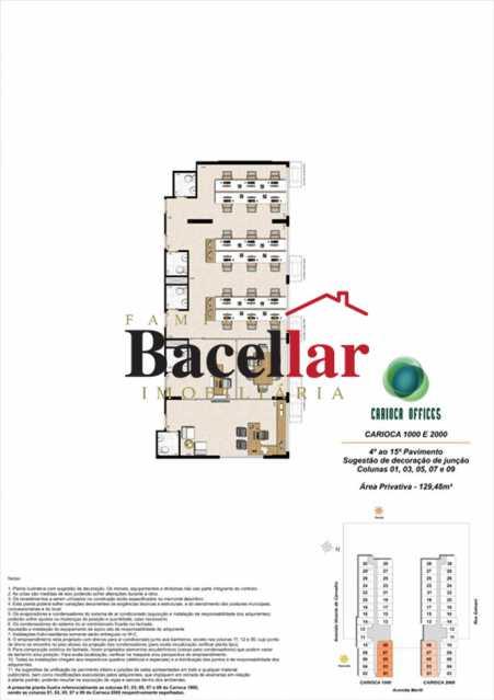 10 - Sala Comercial 32m² à venda Rio de Janeiro,RJ - R$ 178.000 - TISL00101 - 16