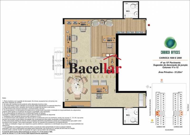 12 - Sala Comercial 32m² à venda Rio de Janeiro,RJ - R$ 178.000 - TISL00101 - 18