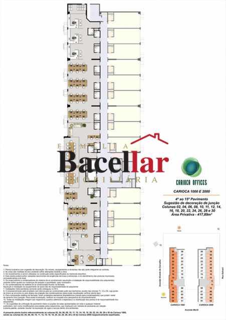 15 - Sala Comercial 32m² à venda Rio de Janeiro,RJ - R$ 178.000 - TISL00101 - 21