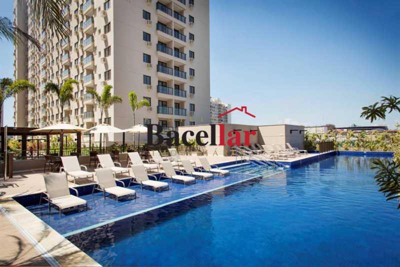 4 - Apartamento 2 quartos à venda Rio de Janeiro,RJ - R$ 375.000 - TIAP22080 - 3