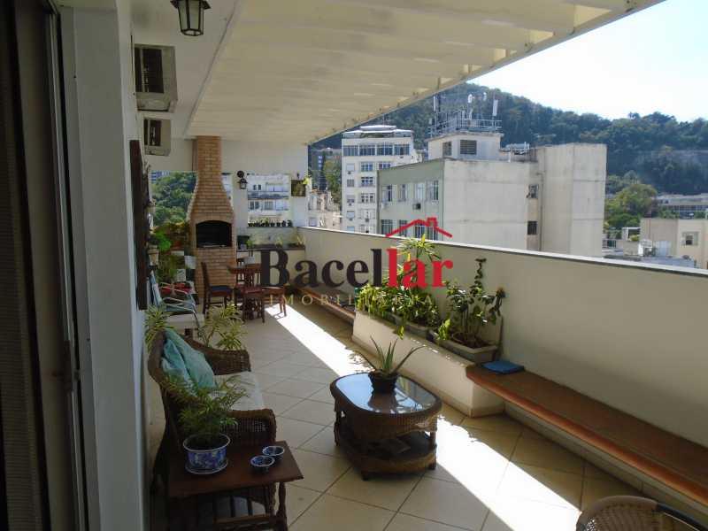 DSC09614 - Imóvel Cobertura À VENDA, Laranjeiras, Rio de Janeiro, RJ - TICO30134 - 6