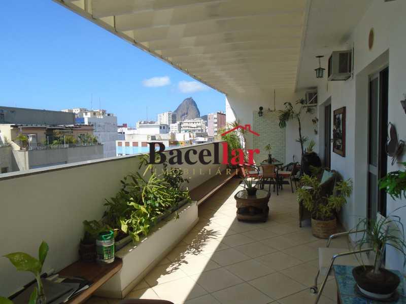 DSC09626 - Imóvel Cobertura À VENDA, Laranjeiras, Rio de Janeiro, RJ - TICO30134 - 5