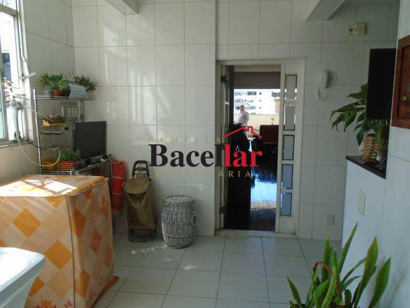 DSC09634 - Imóvel Cobertura À VENDA, Laranjeiras, Rio de Janeiro, RJ - TICO30134 - 26