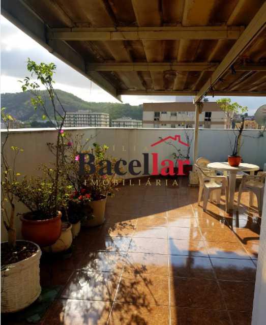 27 - Cobertura à venda Rua Jorge Rudge,Vila Isabel, Rio de Janeiro - R$ 1.060.000 - TICO30140 - 26