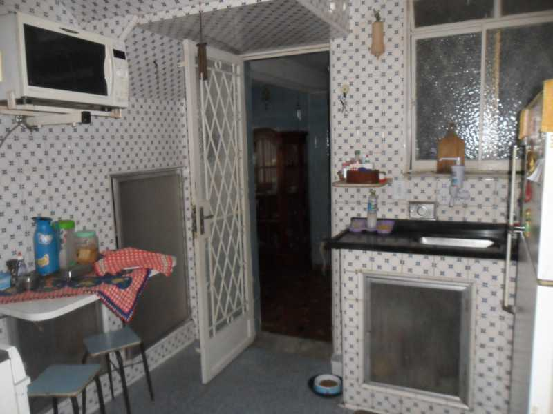 SAM_2772 - Casa de Vila à venda Rua Caruaru,Grajaú, Rio de Janeiro - R$ 850.000 - TICV30006 - 8
