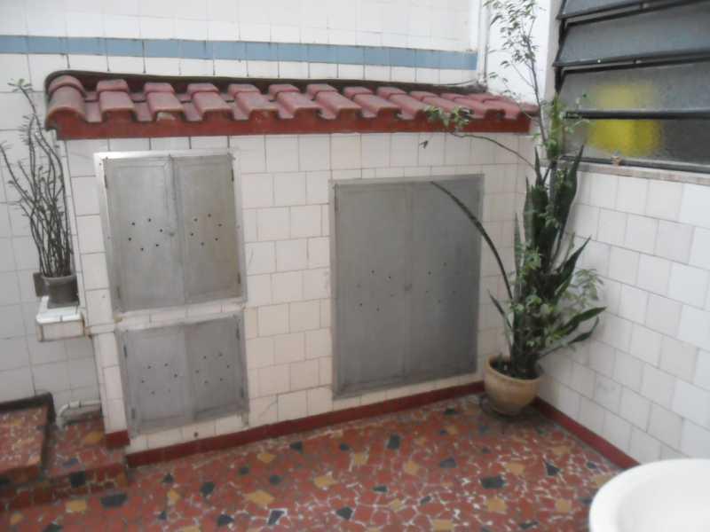 SAM_2776 - Casa de Vila à venda Rua Caruaru,Grajaú, Rio de Janeiro - R$ 850.000 - TICV30006 - 9