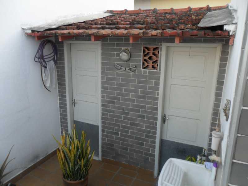 SAM_2802 - Casa de Vila à venda Rua Caruaru,Grajaú, Rio de Janeiro - R$ 850.000 - TICV30006 - 19