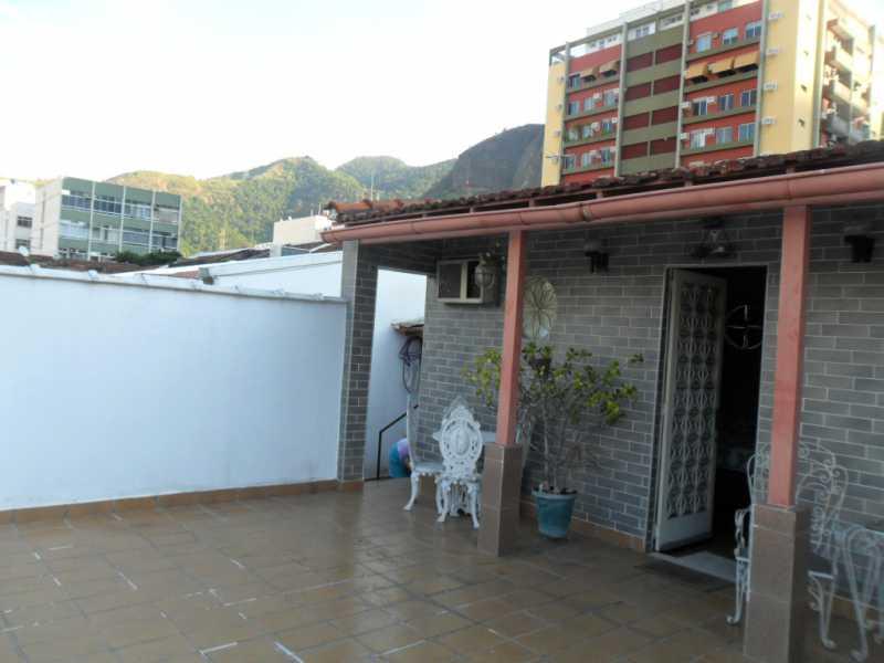 SAM_2809 - Casa de Vila à venda Rua Caruaru,Grajaú, Rio de Janeiro - R$ 850.000 - TICV30006 - 21