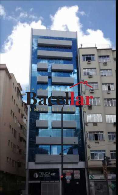 1 - Sala Comercial 38m² para venda e aluguel Tijuca, Rio de Janeiro - R$ 640.000 - TISL00108 - 1