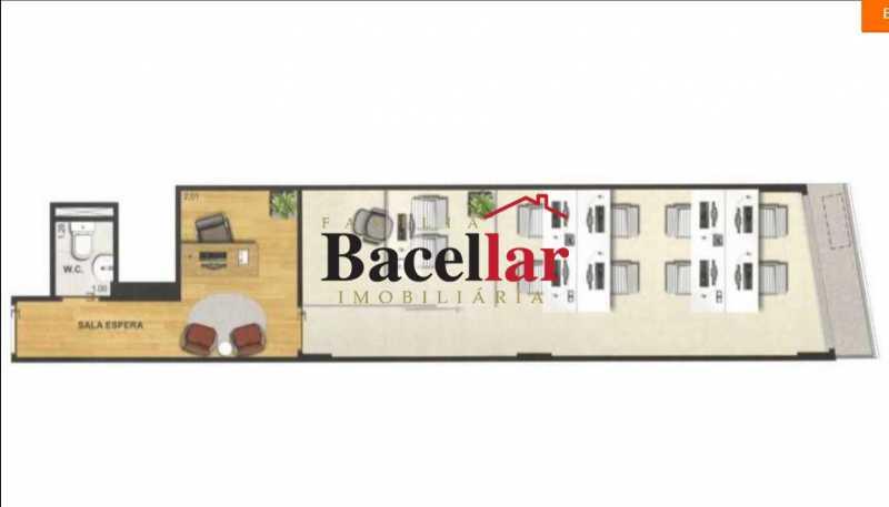 12 - Sala Comercial 38m² para venda e aluguel Tijuca, Rio de Janeiro - R$ 640.000 - TISL00108 - 12