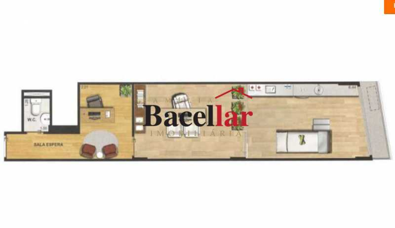 13 - Sala Comercial 38m² para venda e aluguel Tijuca, Rio de Janeiro - R$ 640.000 - TISL00108 - 13