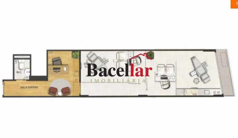 14 - Sala Comercial 38m² para venda e aluguel Tijuca, Rio de Janeiro - R$ 640.000 - TISL00108 - 14