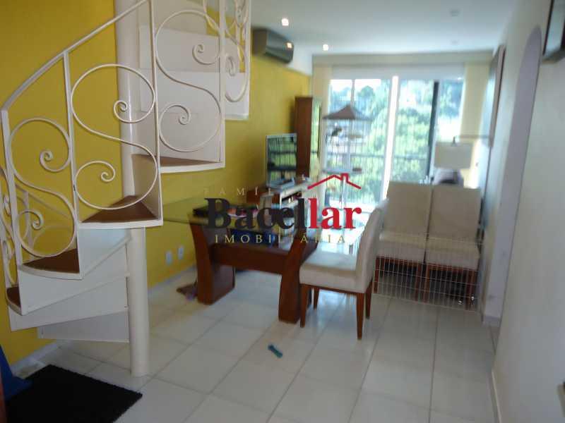 01 - Cobertura 3 quartos à venda Rio de Janeiro,RJ - R$ 649.000 - TICO30014 - 5